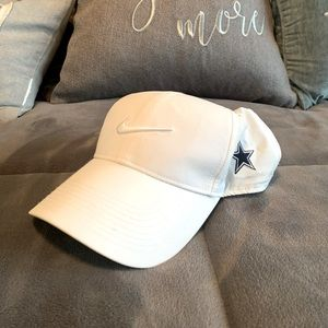 Dallas Cowboys', Nike, golf cap.